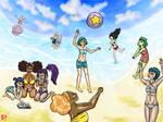 Summmer Contest! MWGG Beacharific! by MWRuuRuu