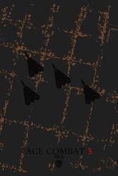 Ace Combat 5 minimalist poster
