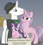 Rarity's Grandparents: Pearl