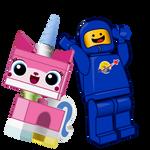 UniKitty + 80s Space Guy