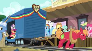 5th Annual Iron Pony