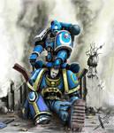 Ultramarines: No brother falls forgotten