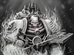Legion of the damned chaplain