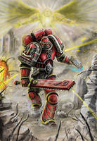 Blood angel charge