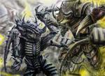 Warhammer: Last melee