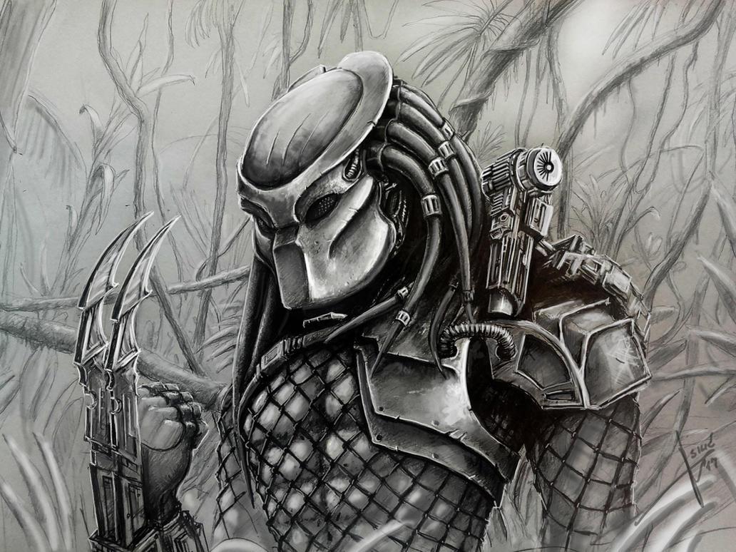 Predator 3 by HrvojeSilic