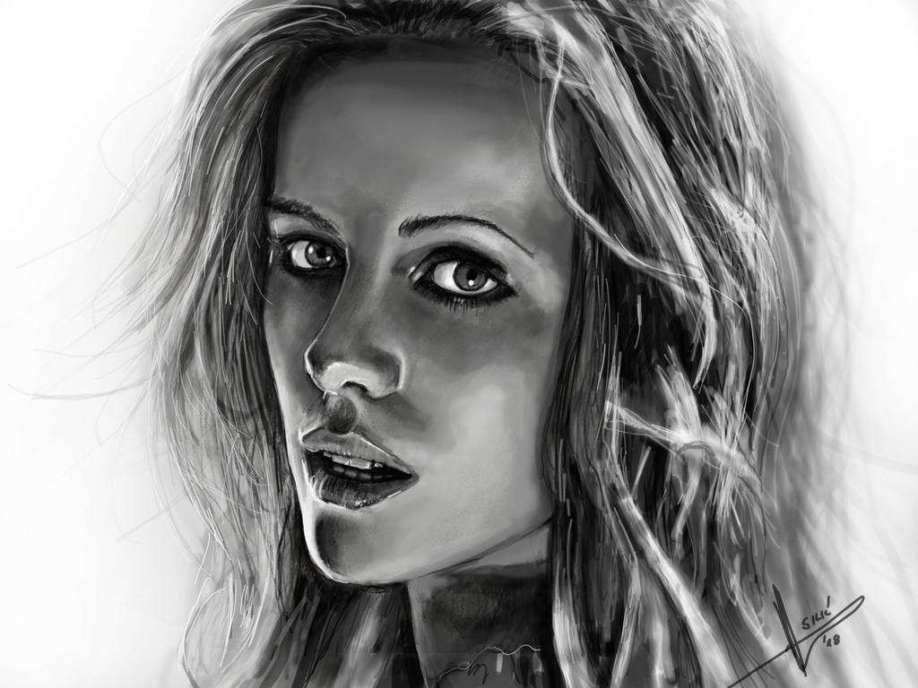 Kate by HrvojeSilic