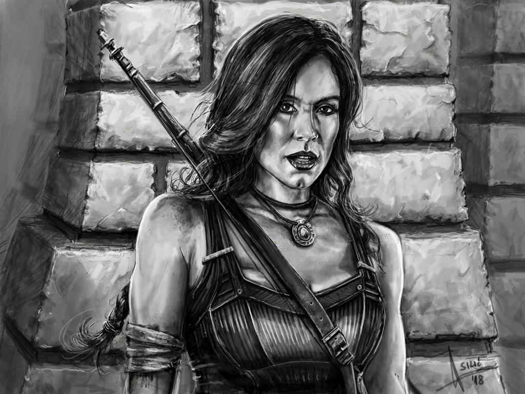 Lara by HrvojeSilic
