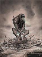 Poison gas demon
