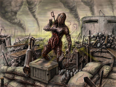 Demon of trenches