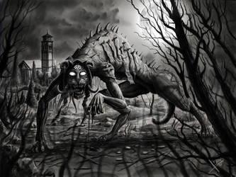 Mucifer by HrvojeSilic