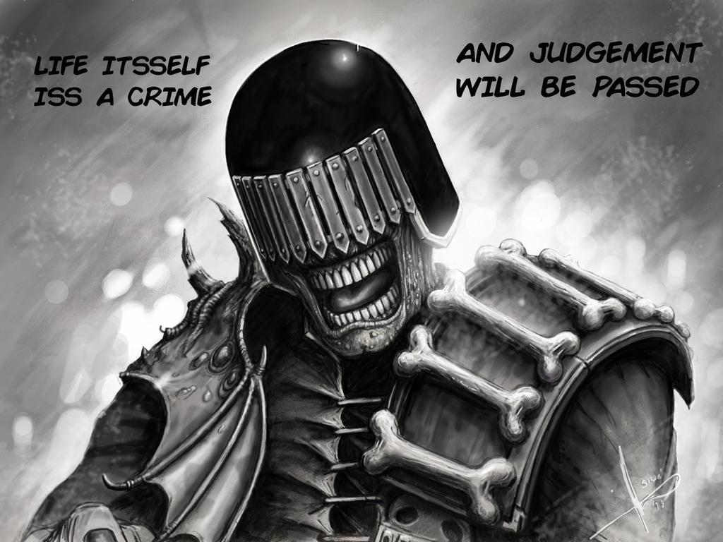 Judge Death by HrvojeSilic