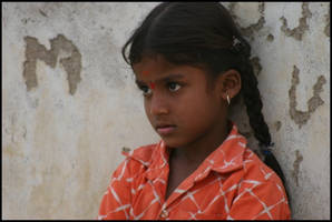 The Girl of India by LenaAnneKrug