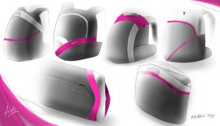Laptop Bag Design 3