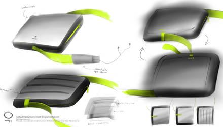 Laptop Bag Design 5