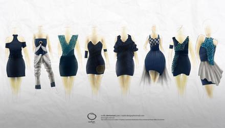Jeans Fashion Design