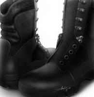 Black Boot-y