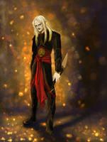 Prince Nuada by dlazaru