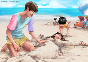 BTS summer V