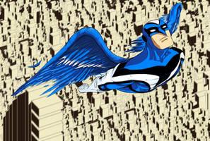 Blue Jaye by Solblight