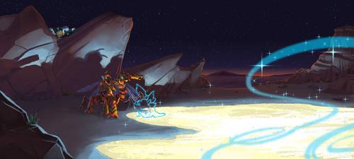 Unseen Sands Final by Solblight