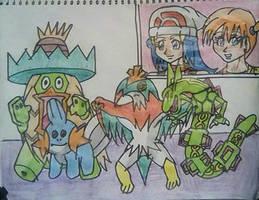 Feliz 16 de Septiembre Pokemon