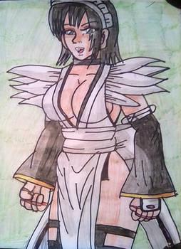 Iroha de Samurai Shodown