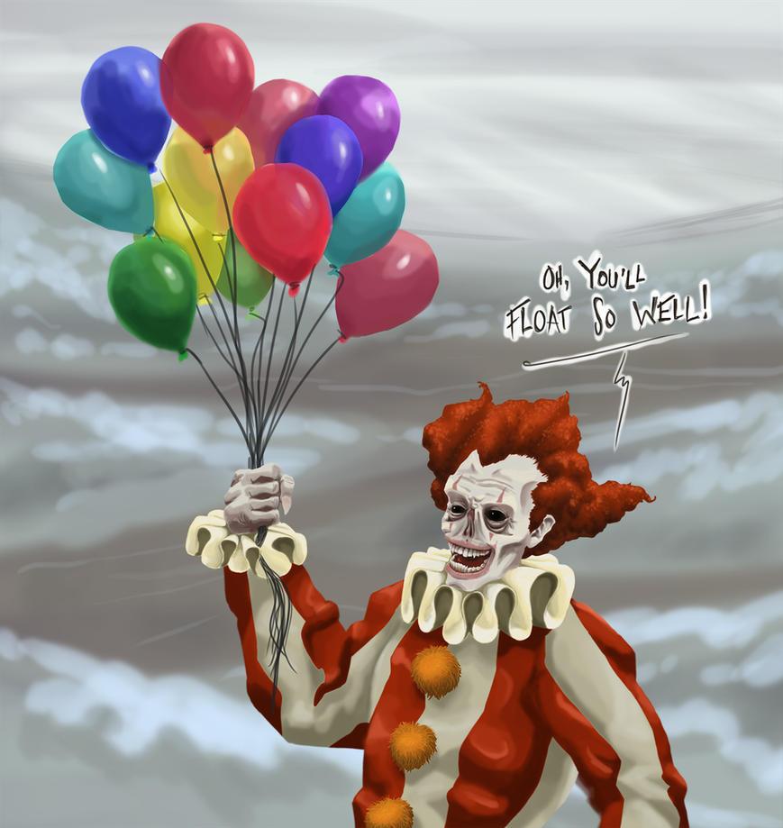 Ben, have a balloon! by KiubezUndermann