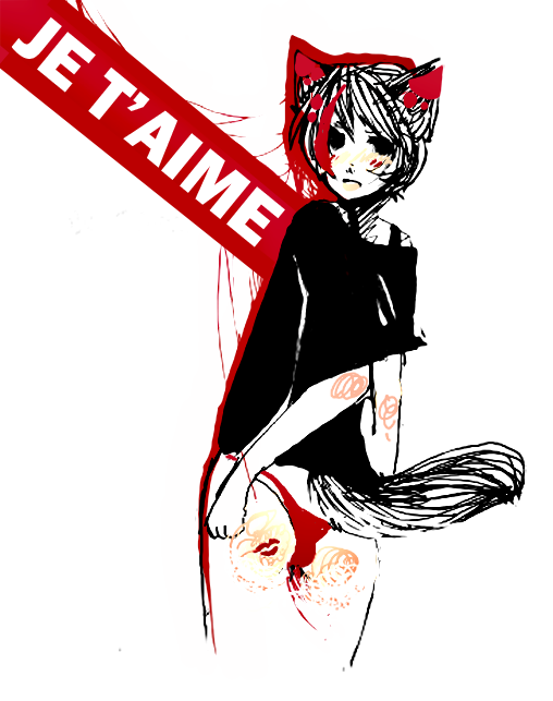 je t'aime by alpacasovereign
