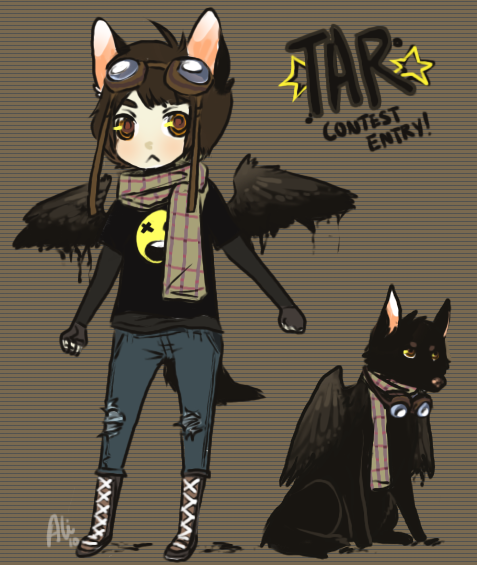 tar contest entry by alpacasovereign