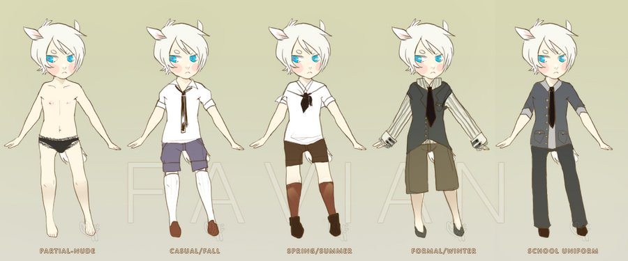 favian - clothing reference by alpacasovereign