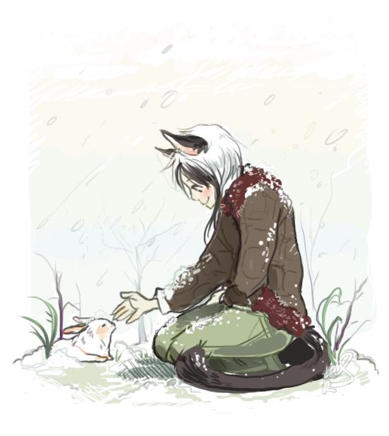 winter by alpacasovereign