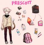 prescott bag meme
