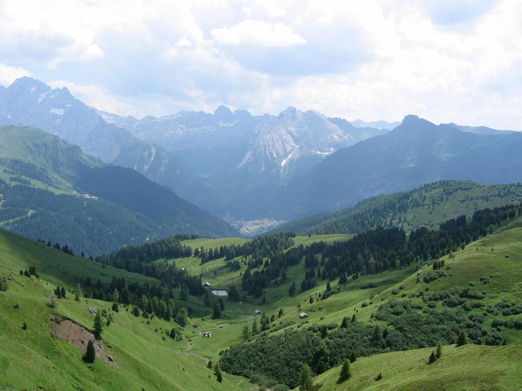 Dolomites 7 by pesketron