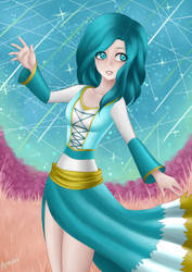 Dancer by AdrianEH