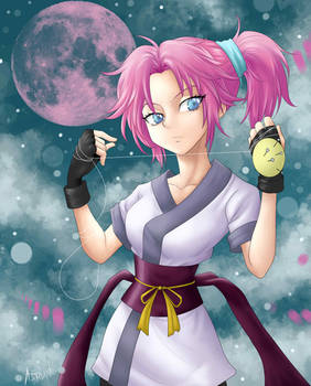 Machi - Hunter X Hunter