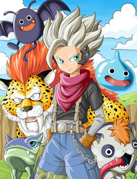Dragon Quest Fan Art