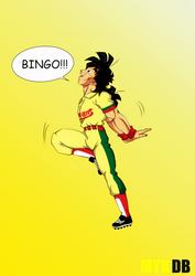 Yamcha Bingo's Dance full color