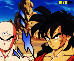 Tien and Yamcha, The War Brother's
