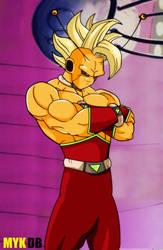 Colonel Purp (Dragon Ball Shokan)