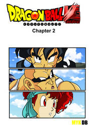 Dragon Ball Shokan Chapter 2 exclusively in my SBS