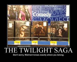 Twilight Saga Demotivational Poster