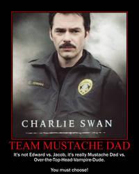 Team Mustache Dad