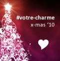 votre charme x-mas 2010 by urbanoantunes