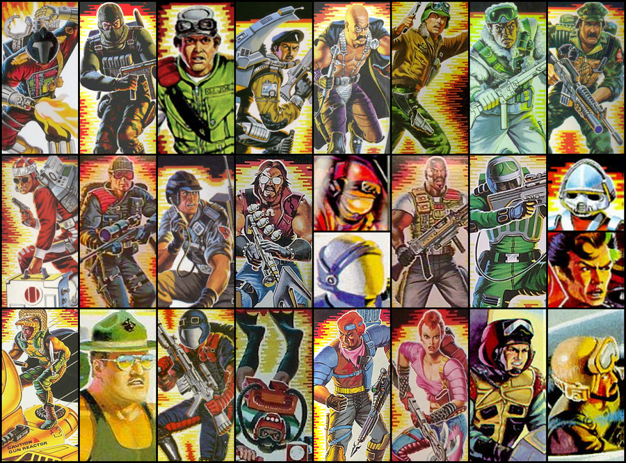 G I Joe Cartoon Characters : Gi joe by seblebon on deviantart