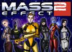 Mass Effect: Girl Power
