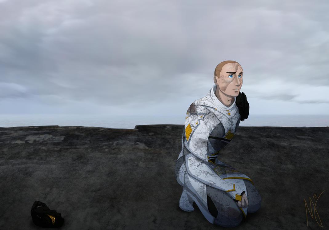 SWTOR: Fallen Tyrant by Maloneyberry