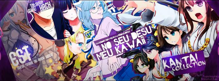 Cover Meu Kawaii no seu Desu