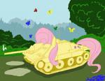 Fluttershy - Jagdpanzer 38(t) Hetzer