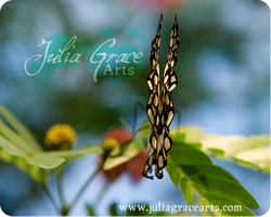 Rice Paper Wings by JuliaGraceArts